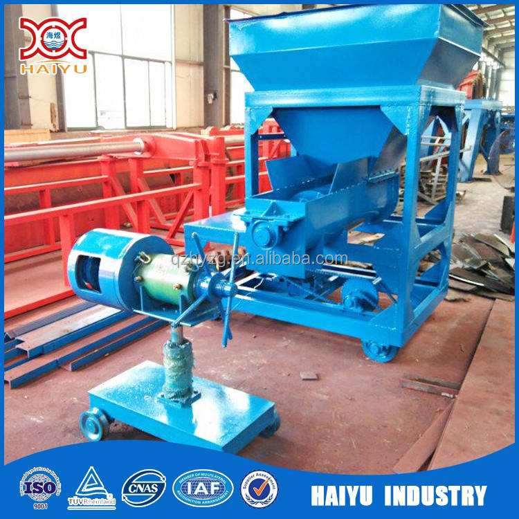 Cina vendita calcestruzzo pole pianta attrezzature/trasmissione di potenza per calcestruzzo polo elettrico