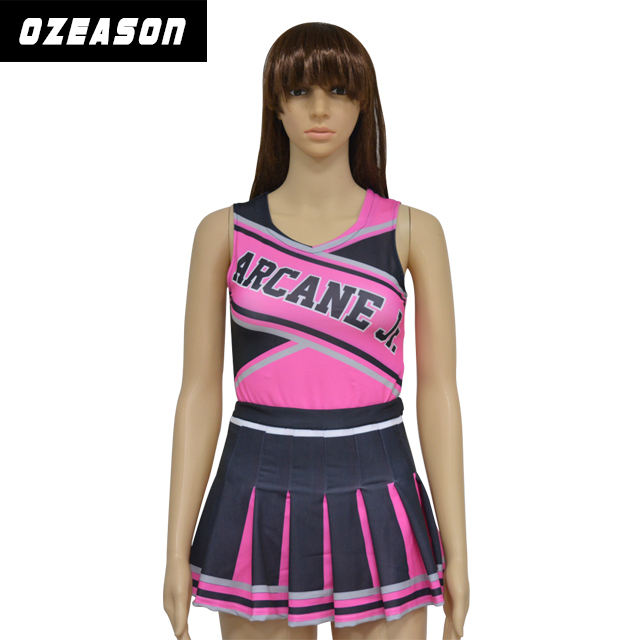 Design Your Own Uniformi di Danza, Per Bambini Personalizzate Cheer Danza Costumi