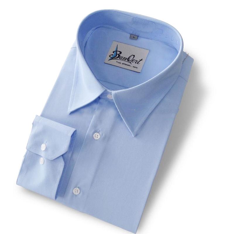 Latest Shirt Designs Regular Fit Cheap Long Sleeves Mens Dress Shirts