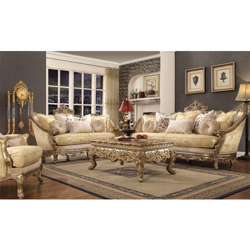 Luxury Home Furniture Wooden Antique Sofa Set,Sectional Sofa Living Room Furniture