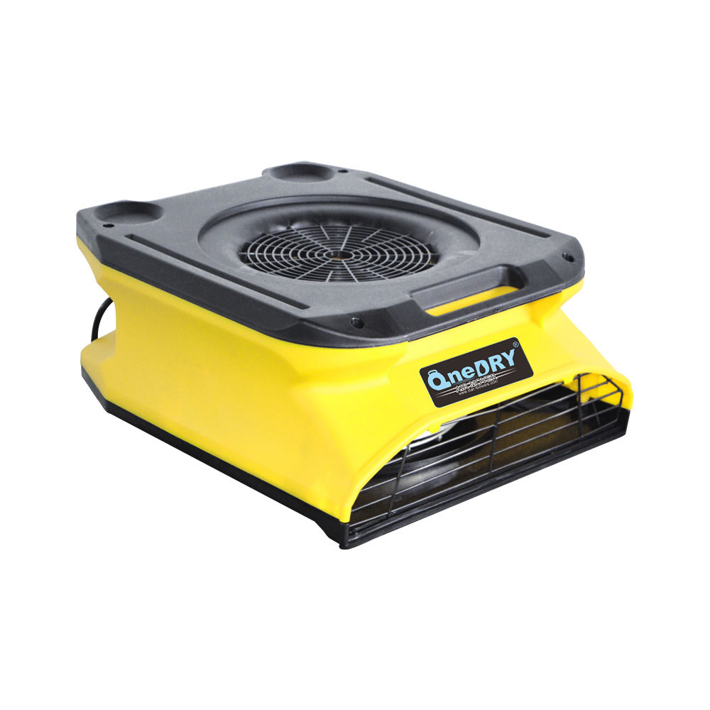 cETL/CE/SAA certified Fashionable low profile electric drypro velo air mover/floor blower dryer for water damage restoration