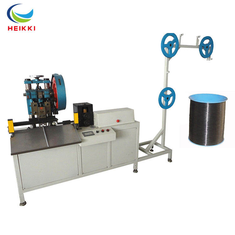 Steel wire hanger making by the Calendar hanger forming machine hanger hook making machine