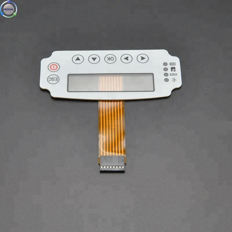 Shenzhen Specializing in the production of PCB Membrane Switch With Push Button