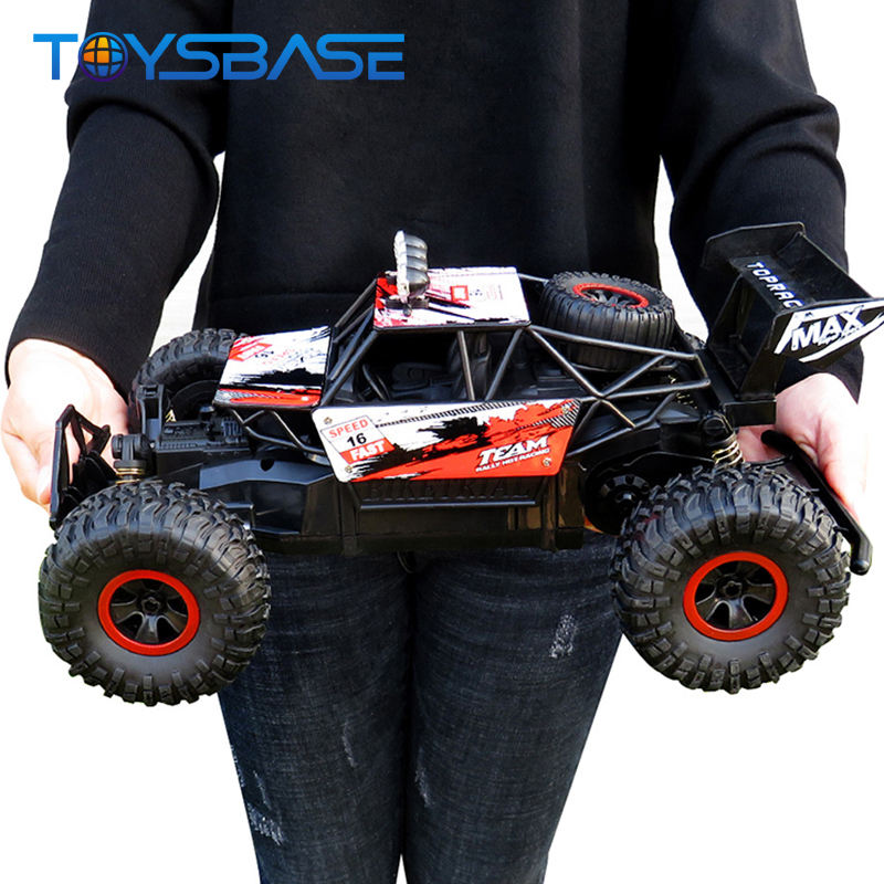 RC Auto Top Quality 1:14 Remote Control Crawler Truck Toys Super Speed RC Car