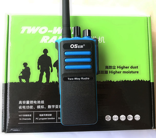 Best Seller Handy Talky UHF SISTEMA OPERACIONAL-8008 Long Range Waki Taki