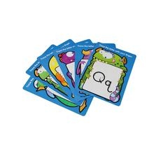 WJPC-Hot Sale Custom Educational Flash Cards Memory English Words Game Cards