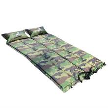 RM-06 ROUTMAN Inflatable camouflage military camping mattress
