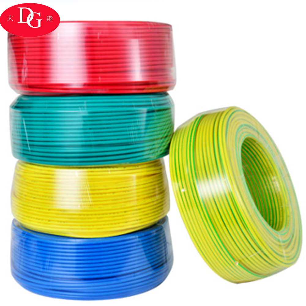 Single copper wire 1.5mm electrical cable wire