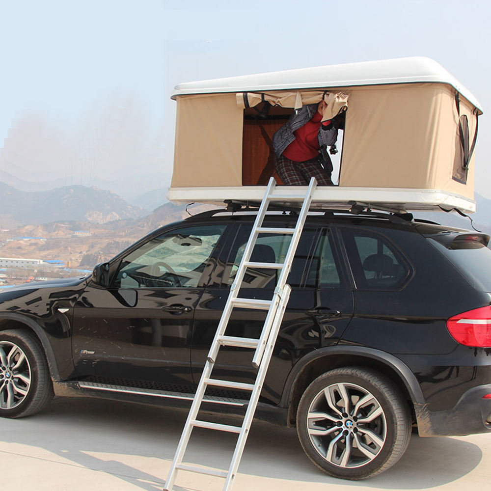 Quickly Open 4WD Roof Top Tent Parts For Sale