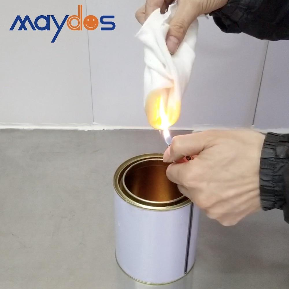 Maydos fire brick spray adhesive fire resistant glue for foam mattress