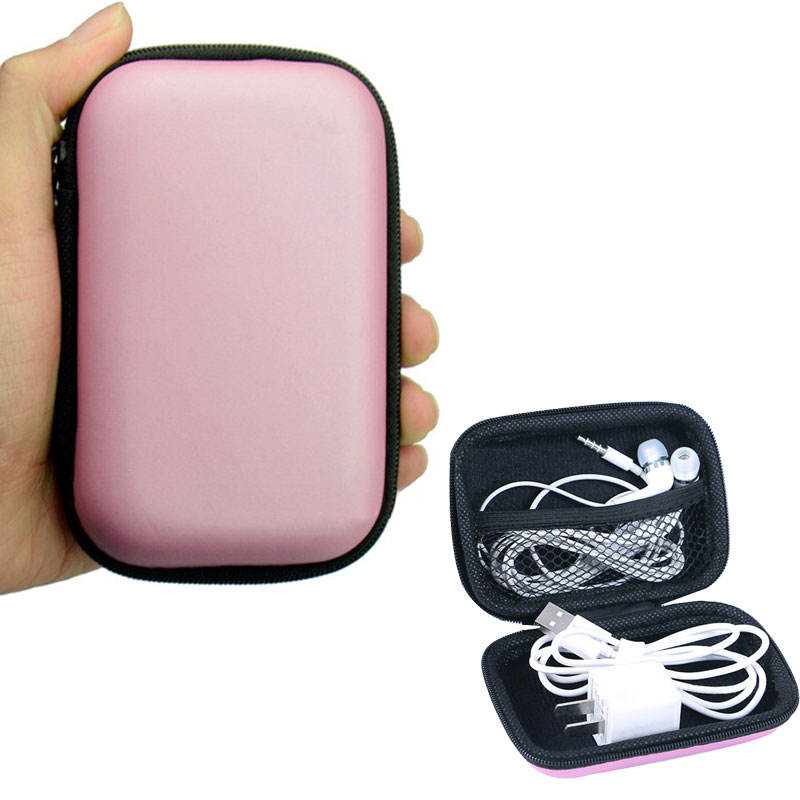 Alibaba Cheap Earphone Case USB Cable Storage Box Phone Charger Bag