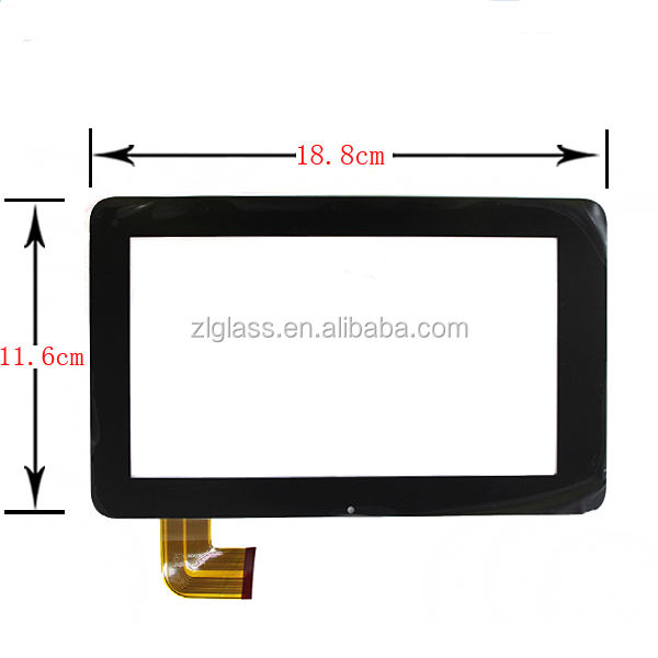 Touch screen glass replace 7 tablet PC
