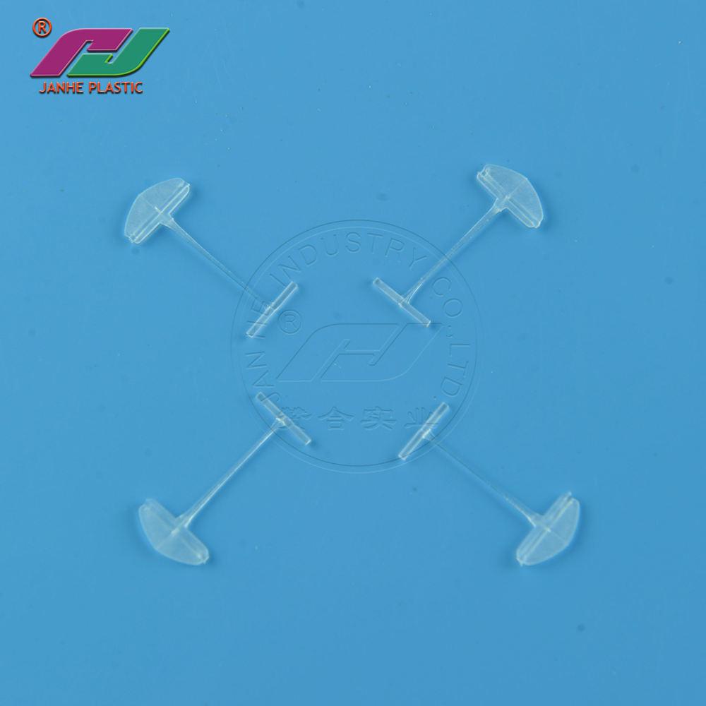 Haute qualité lable tag broches nylon amende tag pin