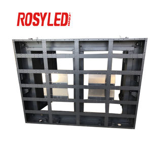 Waterproof Empty Cabinet Iron Metal Box for Outdoor Advertising Billboard Screen LED Display