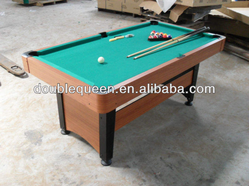 6ft huis tweedehands mini biljart snooker