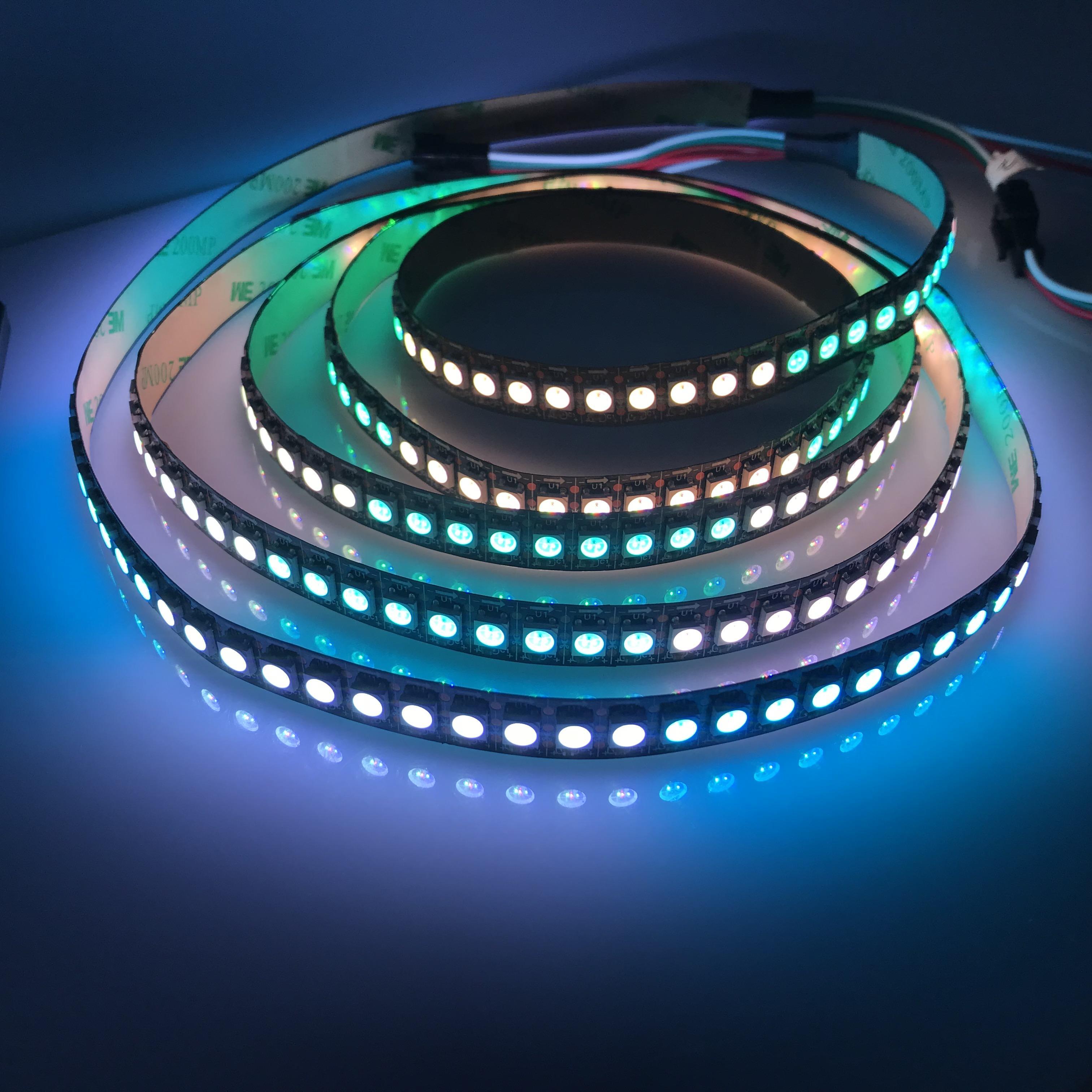Hookup led strip lights