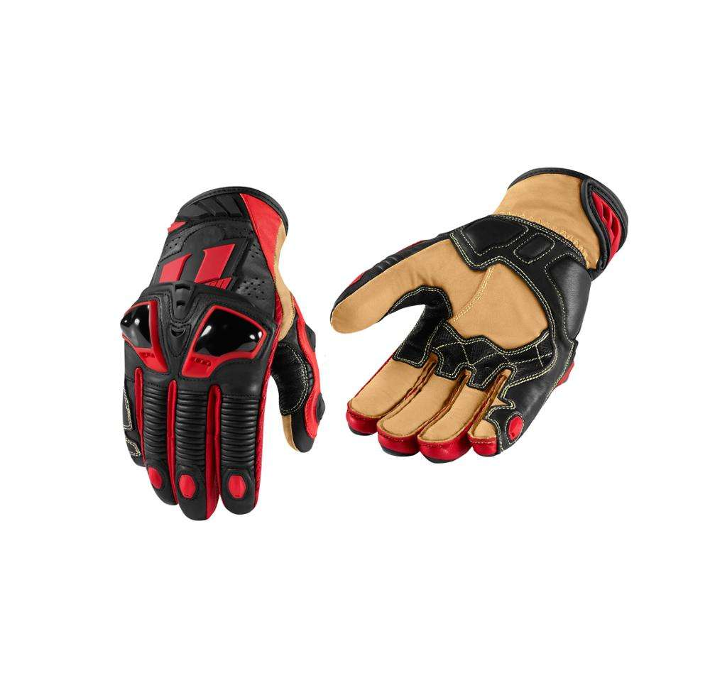 Profession custom personalized motorcycle gloves carbon fiber high quality motorcycle gloves men