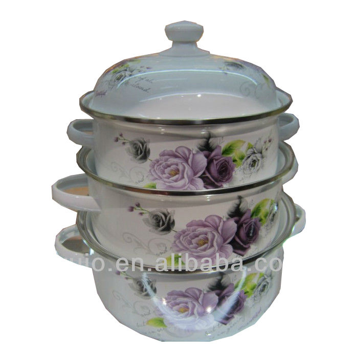 Enamelware set & enamel pot set 16cm-26cm