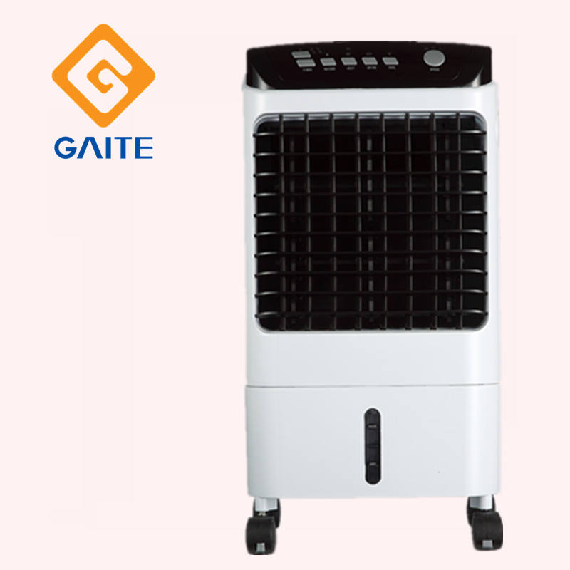 White Office Cooler Humidifier /& Purifier Personal Space Cooler Mini Cooler GAITE air Cooler Portable Mini Fan Evaporative Humidifier Portable 3 Gear Speed