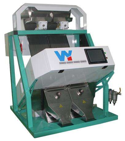 Nuts Cleaning Machine Cashew Nut Color Sorter Pistachio Nuts Color Sorter Machine