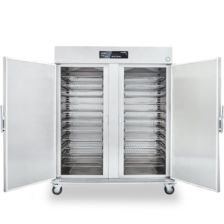 Commercial 22 layer heated holding cabinet food trolley food warmers electric for restaurant