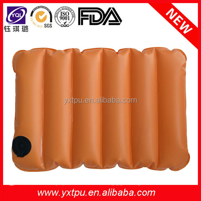 Comfortable Folding Inflatable TPU Cushion