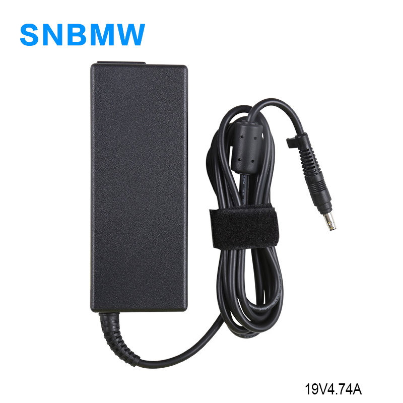 19V 4.74A 90W Laptop AC Adapter For HP With 4.8 * 1.7mm DC Charger Fit For PPP012L-S PPP014L-S DV8000
