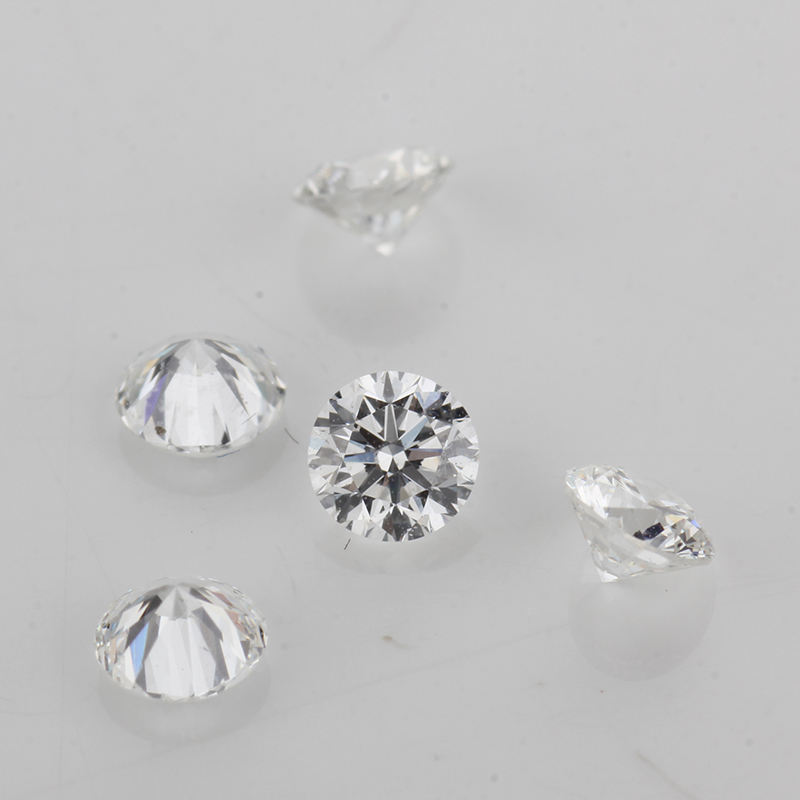 Top sale Melee Size Synthetic Cvd Diamonds Polished Loose Hpht Gia Cvd Diamond For Jewelry Making