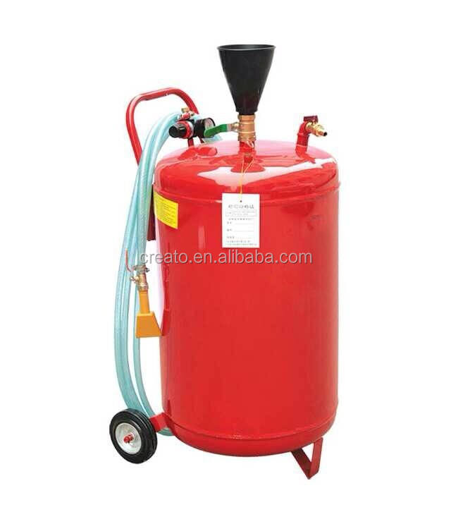 70L Portable steam Car wash machine, stainless steel car foaming machine,Foaming machine for car washing