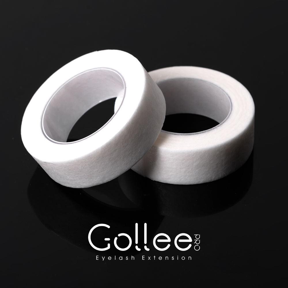 Pelusa aislar estéril grado médico cinta párpados pestañas extensión cinta quirúrgica pestañas