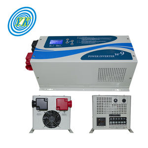 Pure Sine Wave UPS Function1000W 2000W 3000W Power Inverter Sạc 4000W 24V 220V