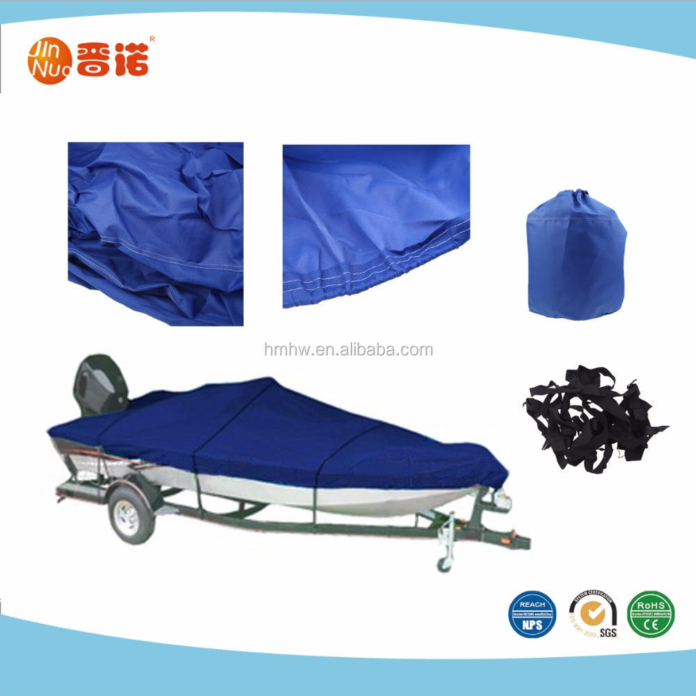 Durable Waterproof Non-Stick New Boat Cover