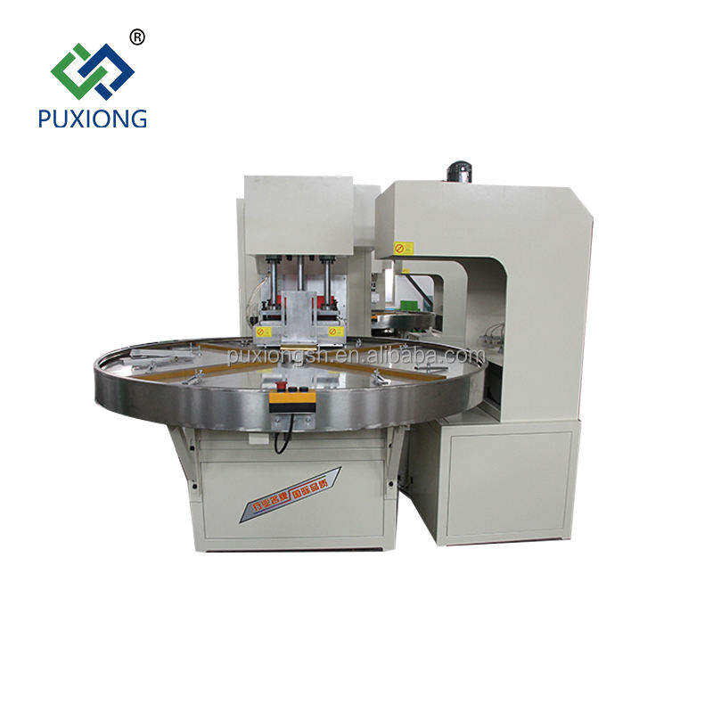 PuXiong Rotary hf welding blister packing machine high frequency welder