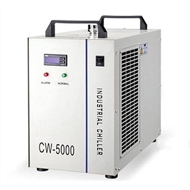 Laser cutting machine spare parts industrial Water Cool Mini Chiller CW5000