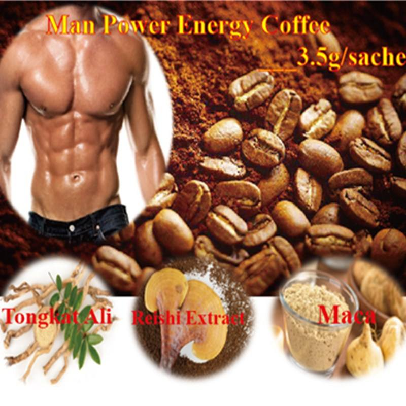 High Demand 2018 Amazing Coffee Mix with Tongkat Ali Maca Powder for Strong Man