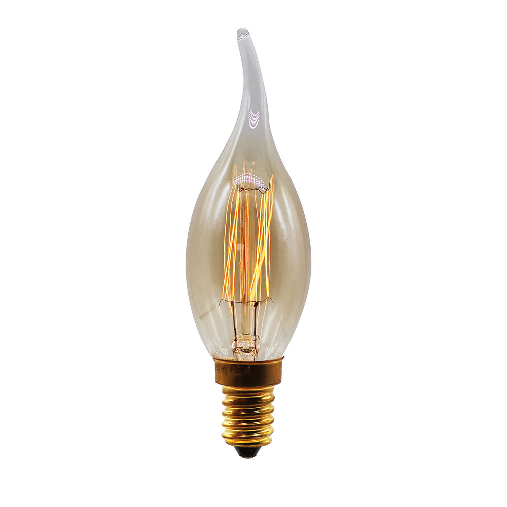 Edison Vintage Led 360 Graden Vervanging Decoratieve <span class=keywords><strong>Gloeilampen</strong></span> FC35