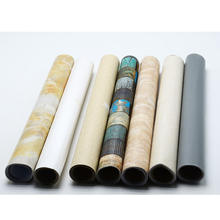 hot sale self adhesive film wallpaper roll size