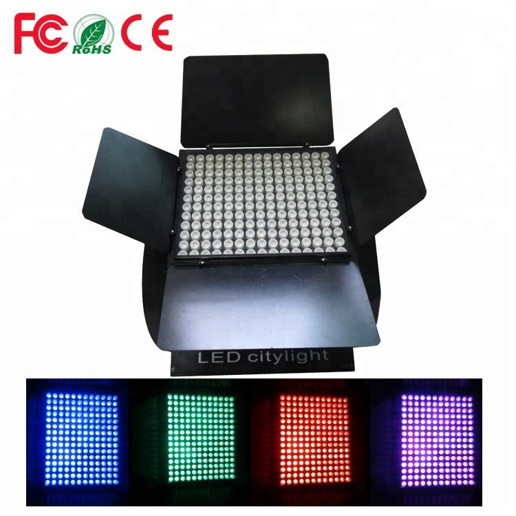 Wholesale 180*3w Led Wall Washer Light 180pcs 3Watt RGB 3IN1 Waterproof City Color Led Wall Washer