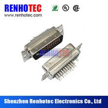 LFH 60P male solder DVI connector
