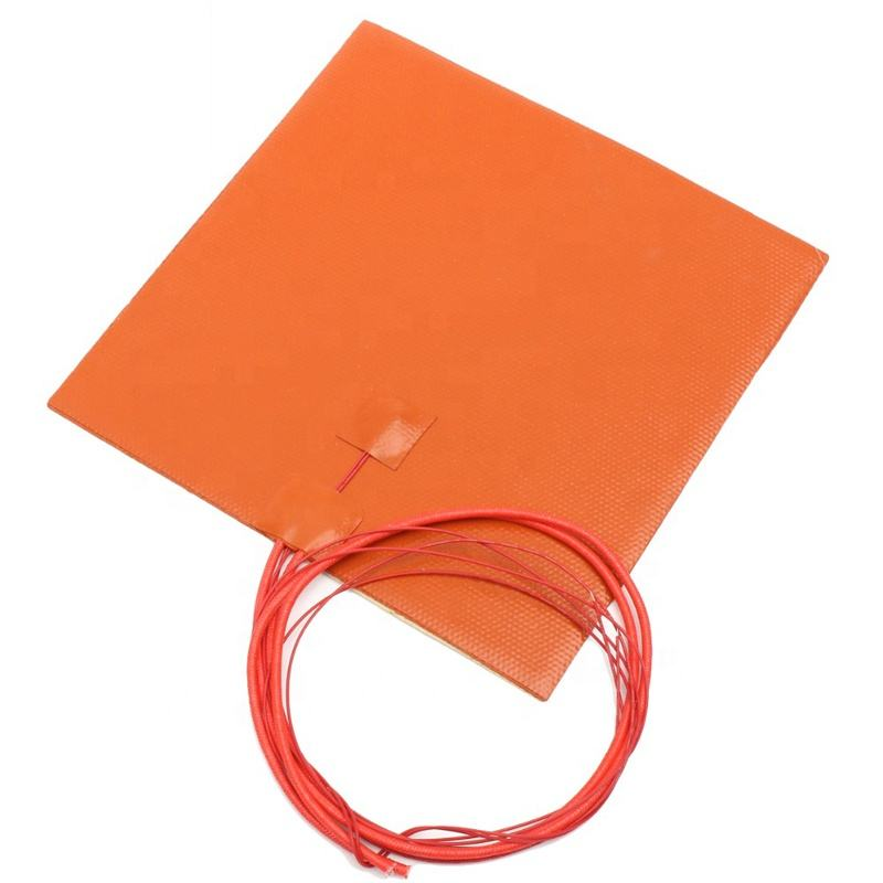 800*800mm silicone heating bed for 3d printer
