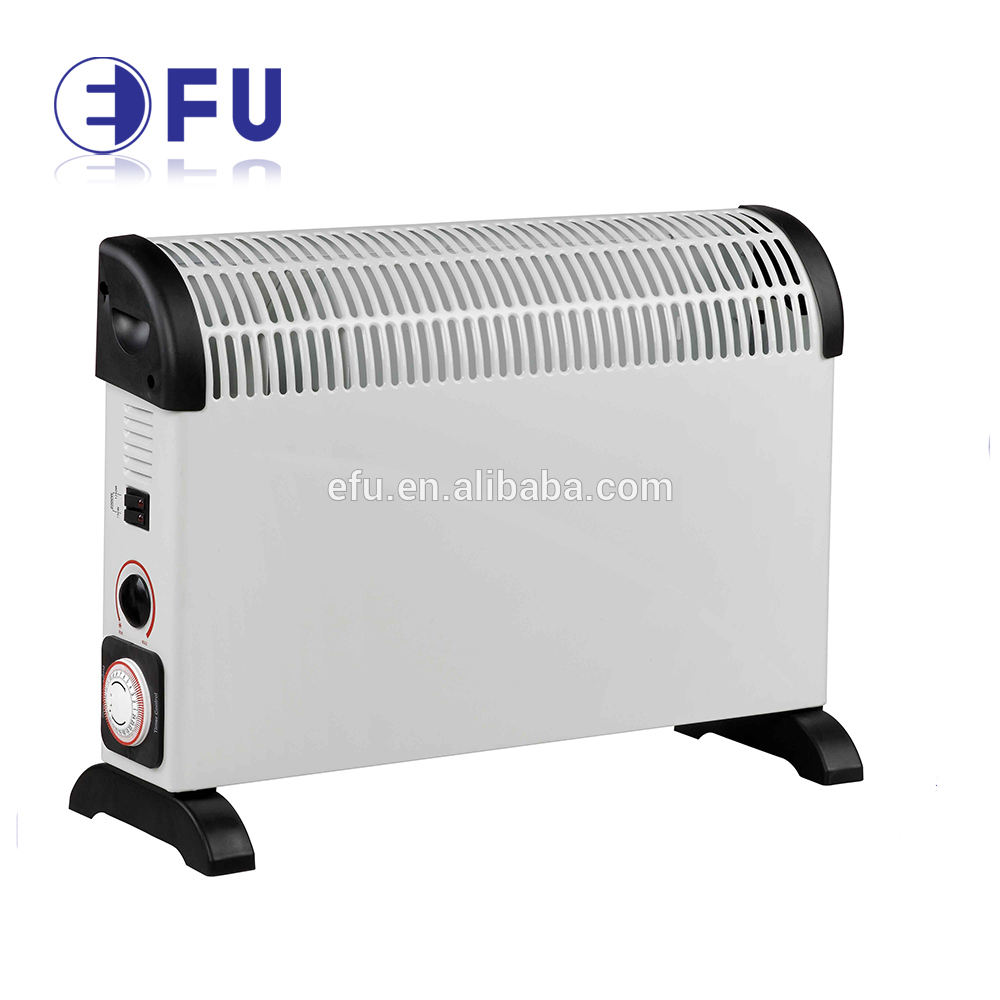 factory price electric convector heater 750W/1250W/2000W