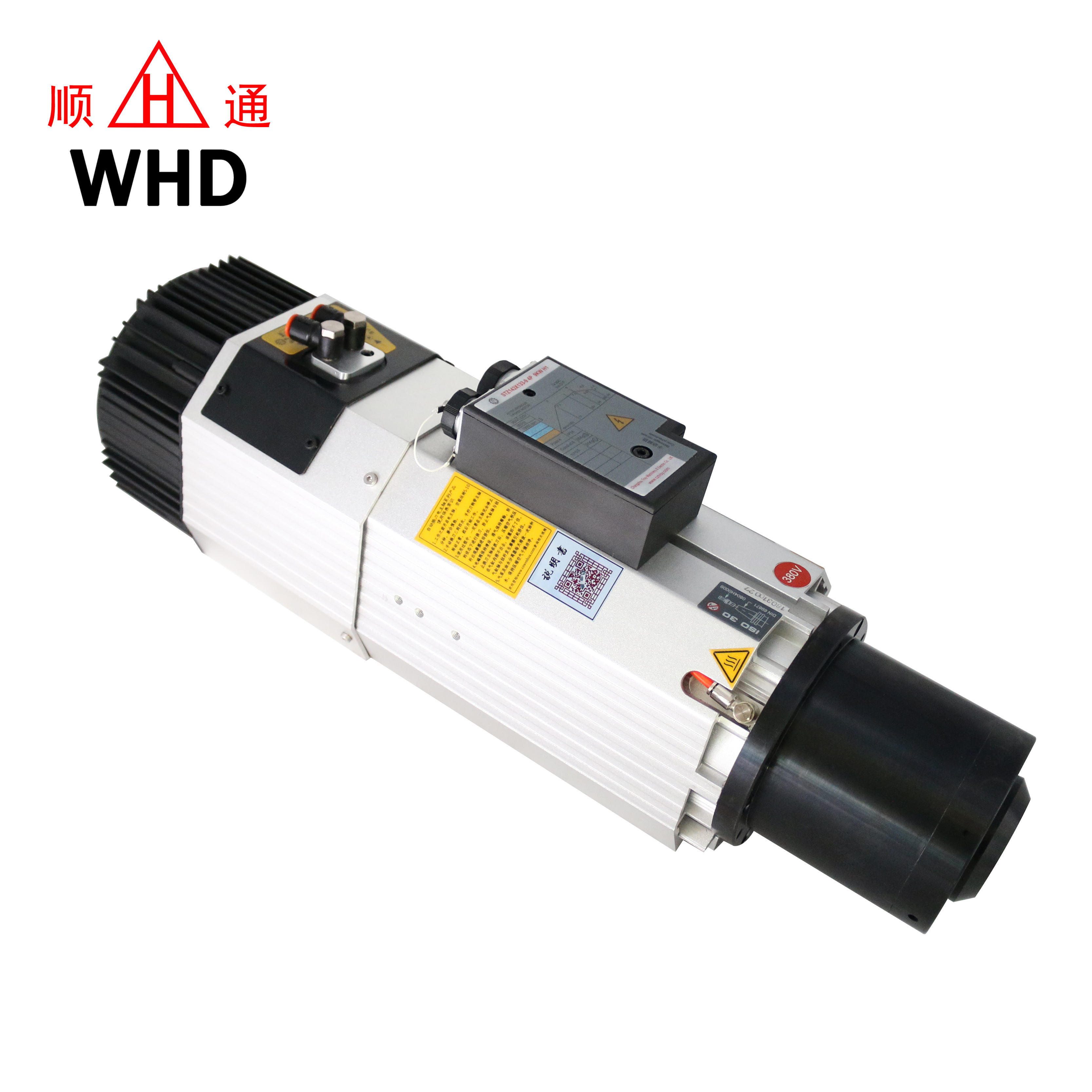 Automatic Tool Change ATC 9KW ISO30 24000RPM Air cooled CNC Spindle Motor