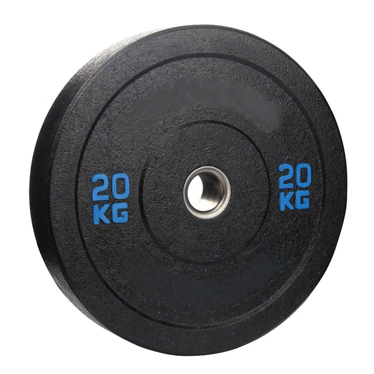 Wholesale Gym Equipment Rubber Bumper Plates Weight Plates