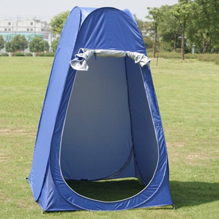 Outdoor Single Bathroom Portable Changing Room Tent Camping Shower Tent