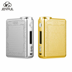 Original quality Variable Voltage Wattage 200W Smoant Gaia 200W Box Mod vape electronic cigarette mod box