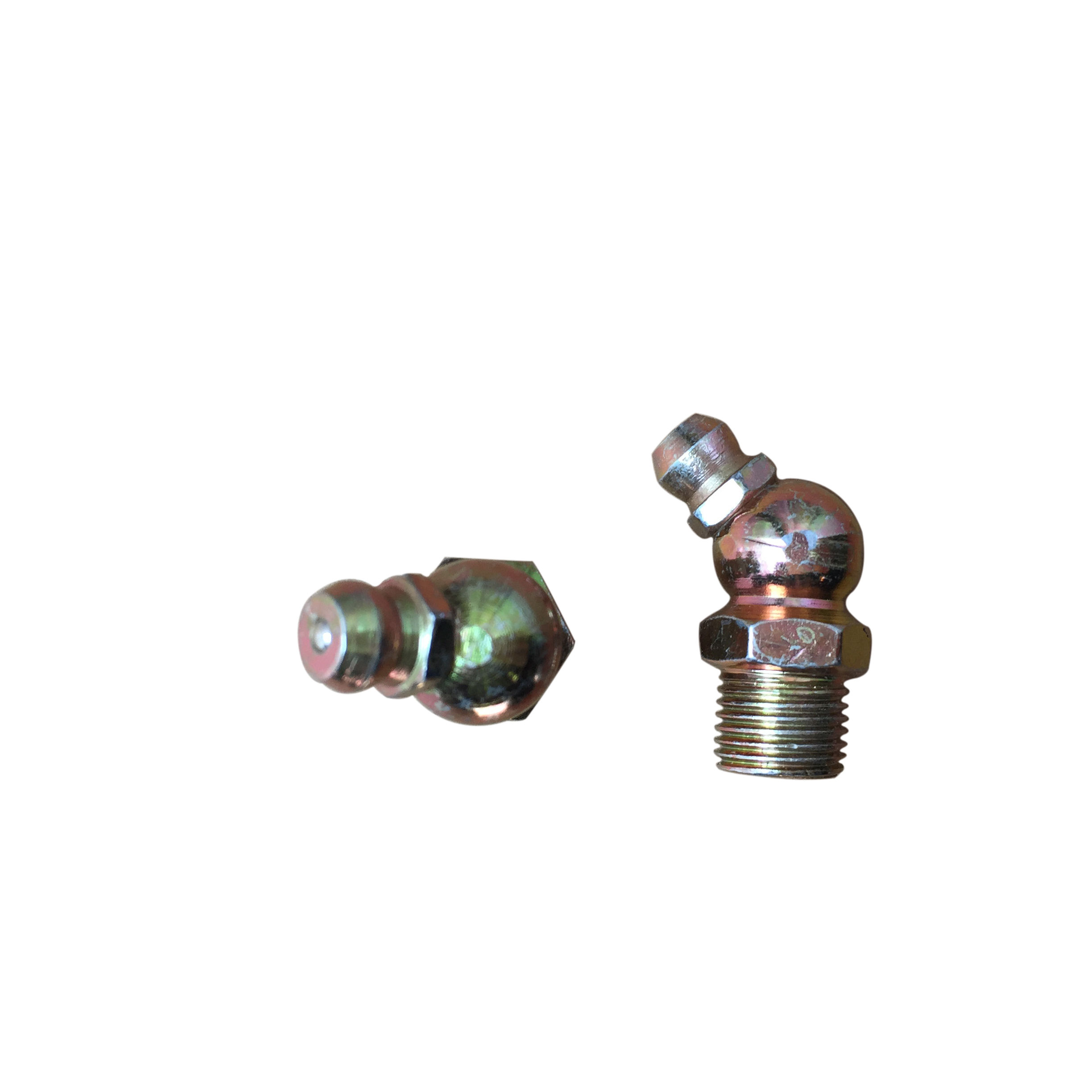"GREASE NIPPLES-IMP 1//8/"" GAS//BSP 90 ANGLE  TYPE QTY 10"