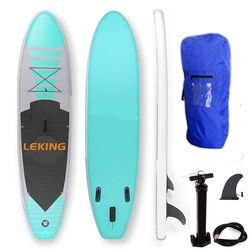 Inflatable sup soft stand up paddle board