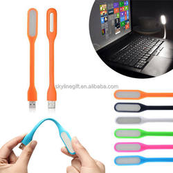 Promotional gift bedable led usb light