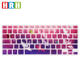 HRH Eco-friendly Silicone Korean Keyboard Protector for Apple Laptop for Macbook Pro 13