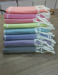 100*180 Peshtemal, Beach, Fouta, Turkish Towel, Pestemal, Towel